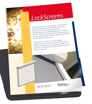 Lockscreens cover Graafschap zonwering