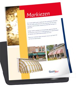 Markiezen cover Graafschap zonwering